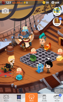 Battle Camp скачать на андроид