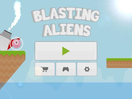Blasting Aliens скачать на андроид