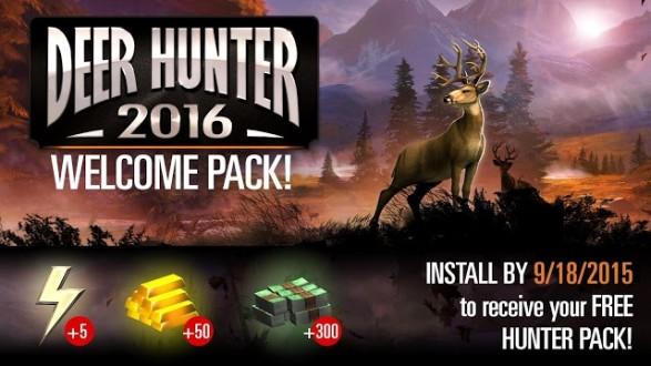 Deer hunter 2016 на андроид