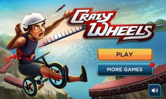 Crazy Wheels на андроид