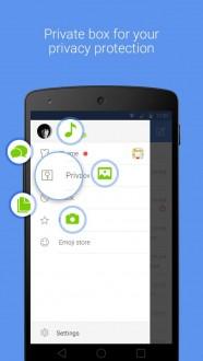 GO SMS Pro на андроид