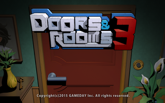 Doors and rooms 3 на андроид