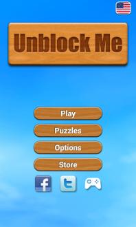 Unblock Me на андроид