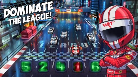 Mini Motor Racing на андроид
