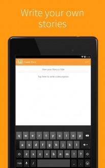 Wattpad на андроид