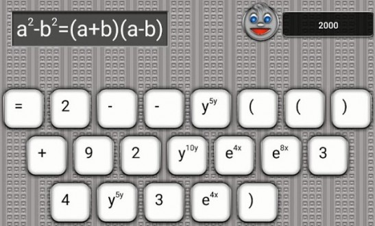 Игра по алгебре для 7 класса на андроид