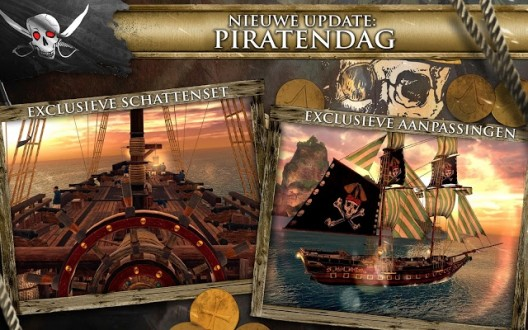 Assassins Creed Pirates на андроид