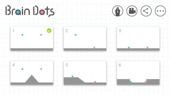 Brain Dots на андроид