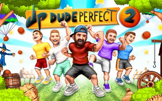 Dude Perfect 2 на андроид