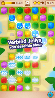 Jelly Splash на андроид