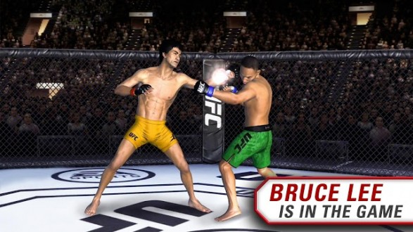 UFC на андроид