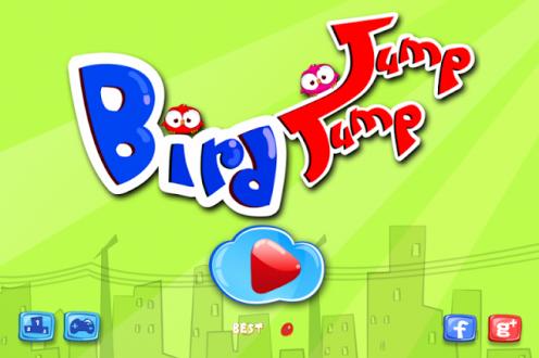 Bird Jump Jump на андроид