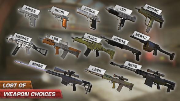 Range Shooter на андроид