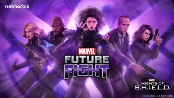 MARVEL Future Fight на андроид