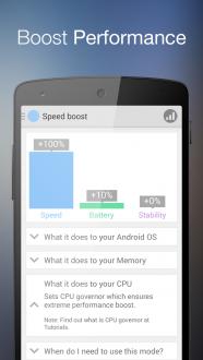 Root Booster на андроид