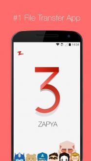 Zapya для андроид