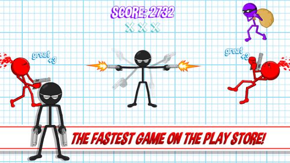 Gun Fu Stickman 2 на андроид