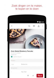 Pinterest на андроид