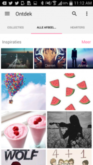 We Heart It на андроид