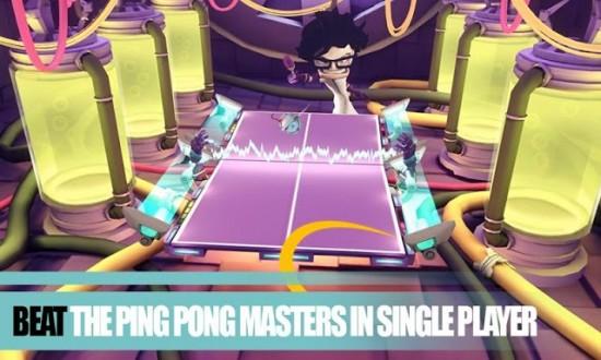 Power Ping Pong на андроид