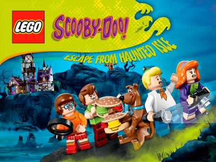 Лего Скуби Ду на андроид