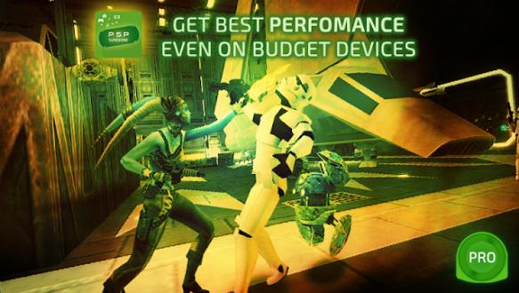 PSP эмулятор на андроид