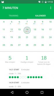 7 Минут на андроид