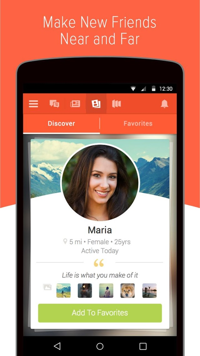 Is tango app a dating site