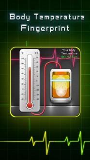 Температура тела на андроид