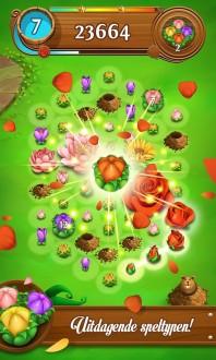 Blossom Blast Saga на андроид