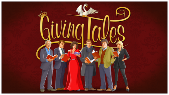 GivingTales для android
