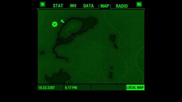 Fallout Pip-Boy для android