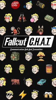 Fallout chat для android