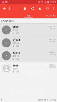 Запись звонков ACR для Android