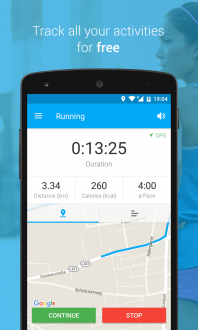Fitapp для android