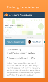 Udacity Learn Programming для android