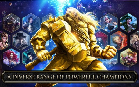 Ace of Arenas для android