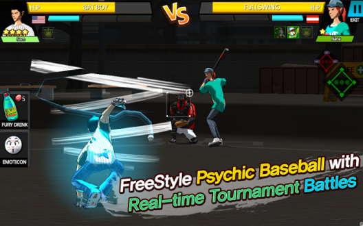 FreeStyle Baseball 2 для android