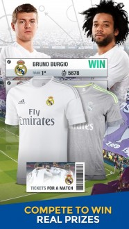 Real Madrid Fantasy Manager 16 для android