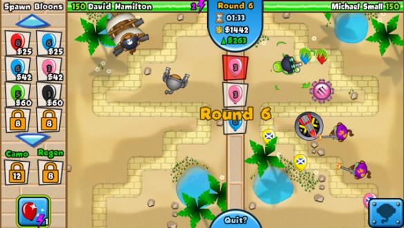 Bloons TD Battles для android