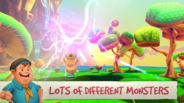 Finding Monsters Adventure для android