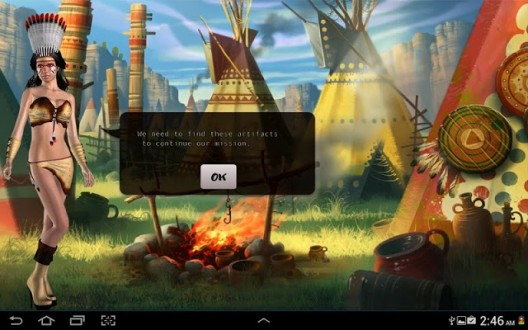 Indians Hidden Objects для android