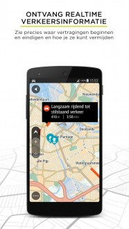 TomTom GPS Navigation Traffic для android