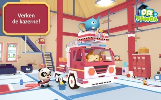 Пожарная команда Dr. Panda для android