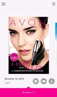 Avon Brochure для android