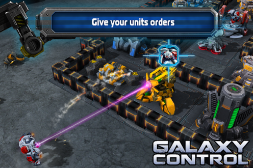 Galaxy Control 3D для android