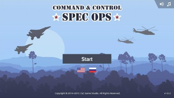 Command & Control: Spec Ops HD для android