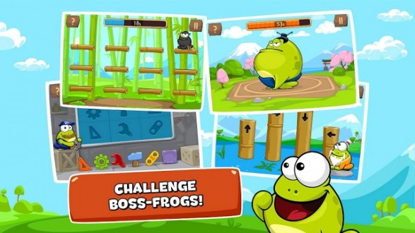 Tap the Frog Faster для android