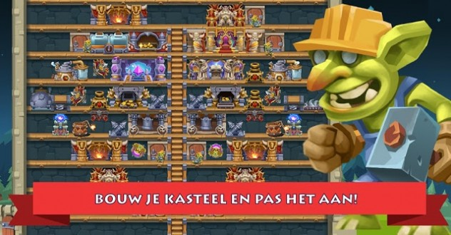 Monster Castle для android