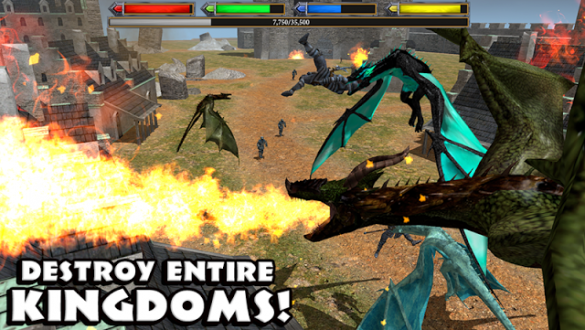 Ultimate Dragon Simulator для android